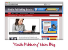 Kindle Publishing WordPress Niche Blog