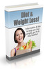 Thumbnail Diet & Weight Loss Newsletter (with PLR)