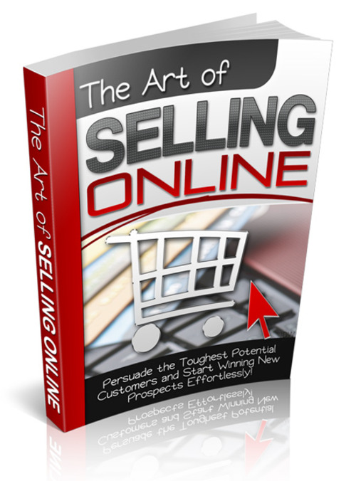 Product picture The Art Of Selling Online