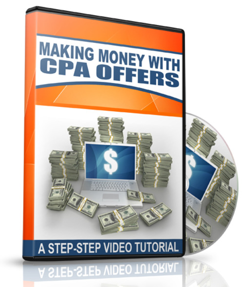 Product picture Making Money with CPA Offers (with Resell Rights!)
