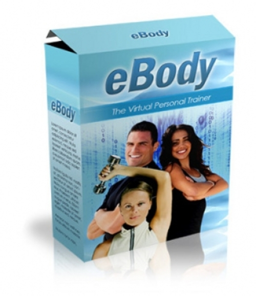 Product picture eBody - The Virtual Personal Trainer (MRR!)