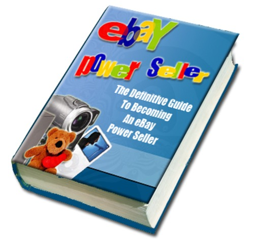 Product picture eBay Power Seller (with PLR!)