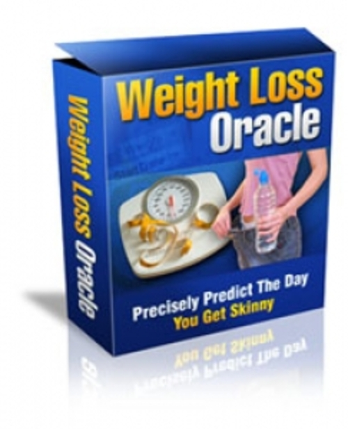 Product picture Weight Loss Oracle (with MRR!)