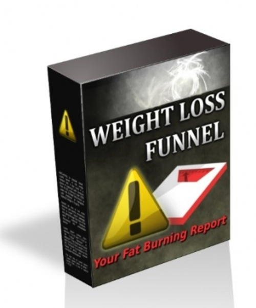 Product picture Weight Loss Funnel (PLR license)