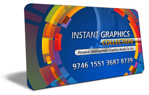 Product picture Instant Graphics Collection (MRR license)