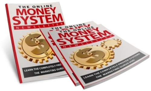 Product picture The Online Money System