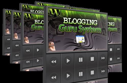 Product picture Blogging Guru System (with MRR)