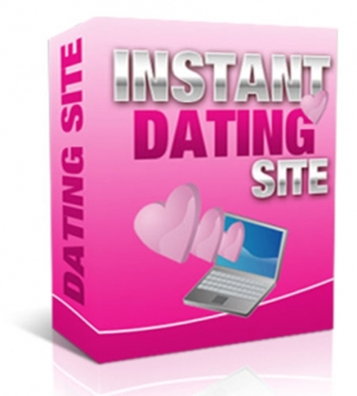 Product picture Instant Dating Site (with MRR!)