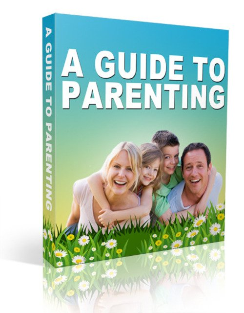 Product picture A Guide To Parenting (with PLR)