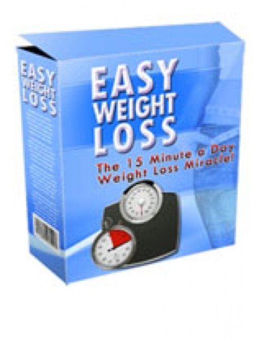 Product picture Easy Weight Loss (with MRR)