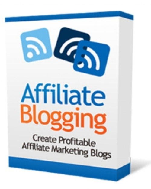 Product picture Affiliate Blogging (with MRR)
