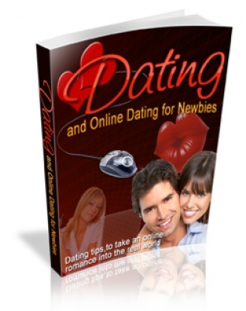 Product picture Dating and Online Dating for Newbies (with MRR)
