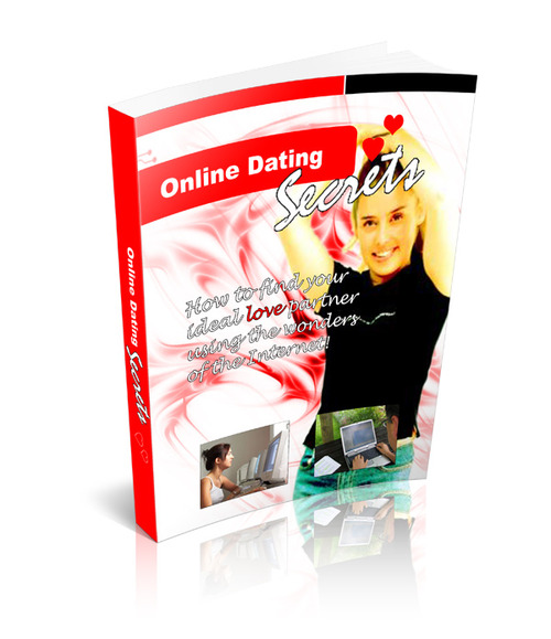 Product picture Online Dating Secrets (with PLR)
