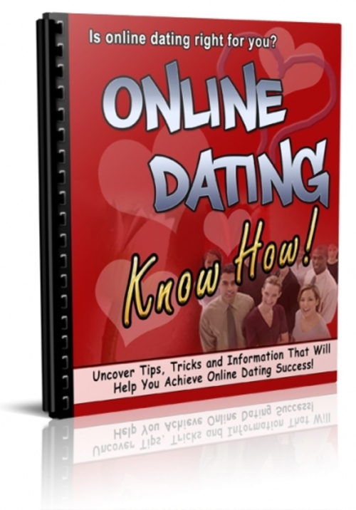 Product picture Online Dating Know How (with PLR)