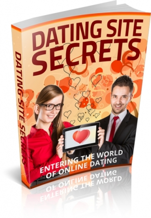 Product picture Dating Site Secrets (with MRR)