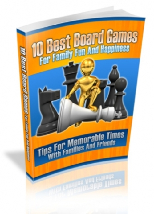 Product picture 10 Best Board Games For Family Fun And Happiness