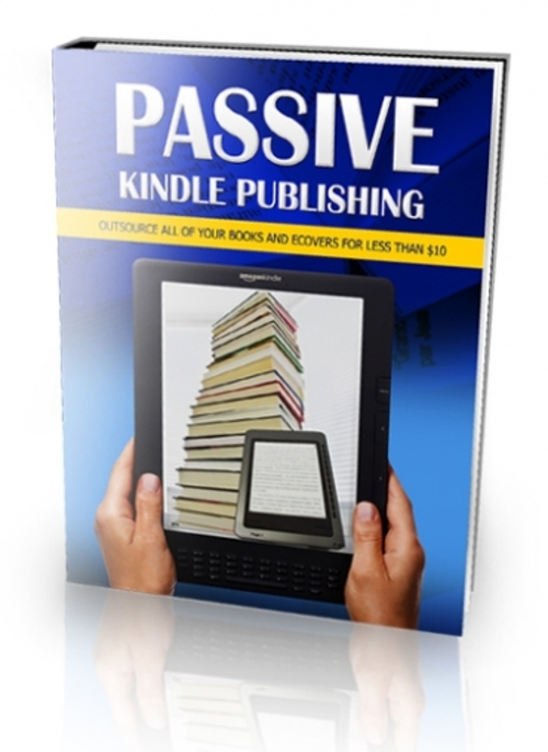 Product picture Passive Kindle Publishing